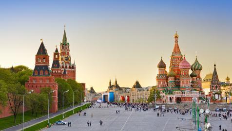 TOUR RUSSIA: SAN PIETROBURGO, MOSCA E ANELLO D'ORO