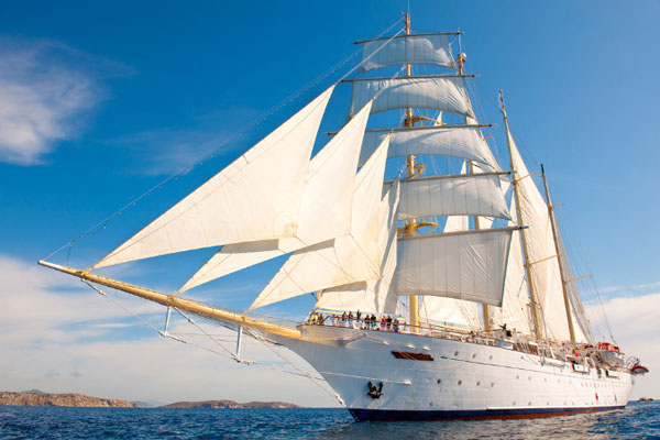 CROCIERA VELIERO STAR FLYER E ROYAL CLIPPER A CUBA E CARAIBI