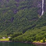 Norvegia Sognefjiord