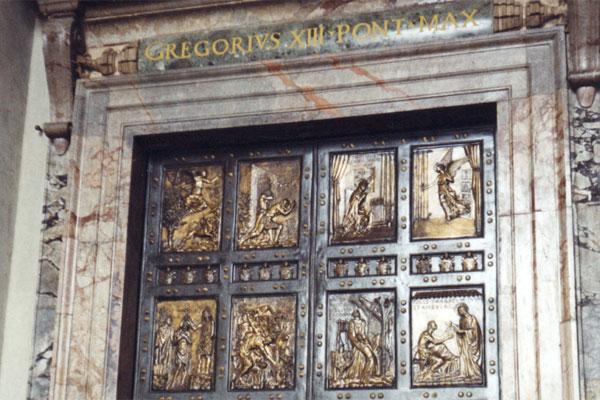 porta santa